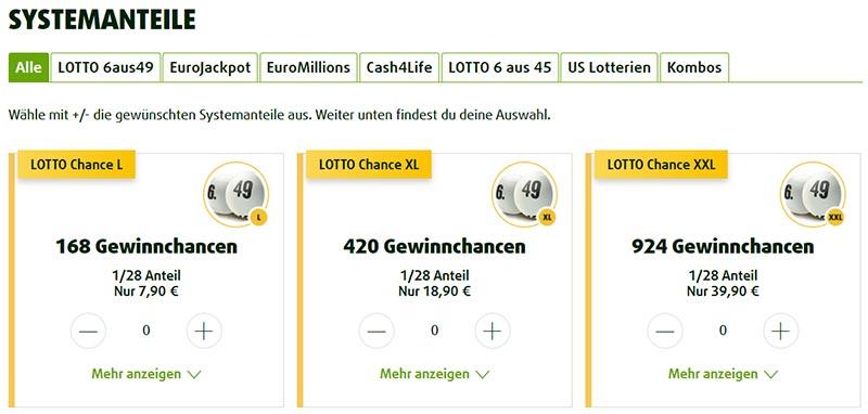 Lottoland Spielgemeinschaften
